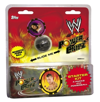 2011 Topps WWE Power Chipz Wrestling Pack